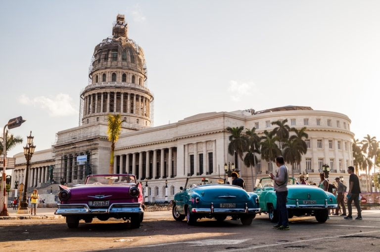 Havana, Radiating Spanish Colonial Culture in Cuba