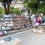 Plaza de Armas square in Havana_438218275