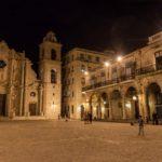Plaza de la Catedral square in Habana Vieja_445236655