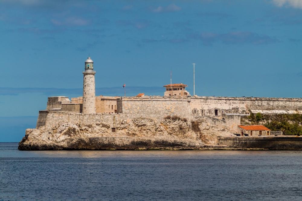Morro castle in Havana_445192249