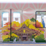 Tenpin station to Dazaifu station_416043940