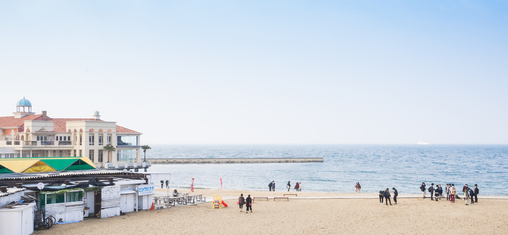 Seaside Momochi Beach_416078167