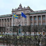 Parliament of Sweden – Sveriges riksdag in Stockholm _396560920