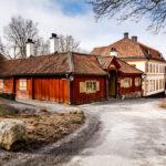Traditional Swedish Houses in Skansen National Park_138498137