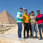 Great pyramid of Giza_438490780