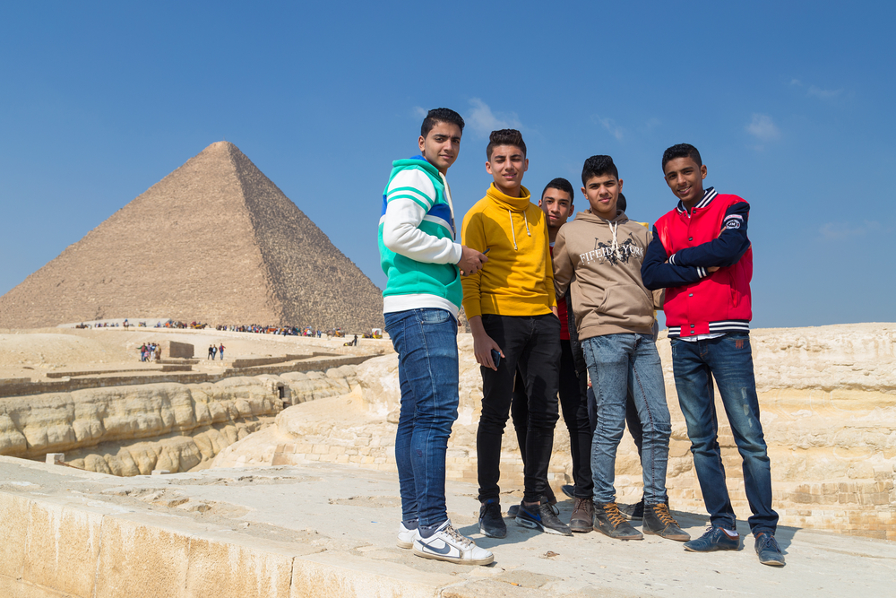 Great pyramid of Giza_438490780