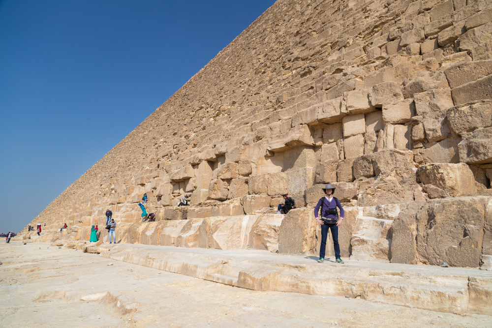 Great Pyramid of Giza, Egypt_438490849