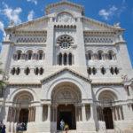 Exterior of the Monaco Cathedral (Cathedrale de Monaco)_289485032