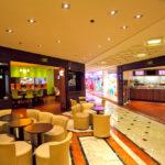 Indoor restaurant in Metropole Shopping Center_148150883