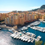 luxury yachts in harbor of Monaco_70158046