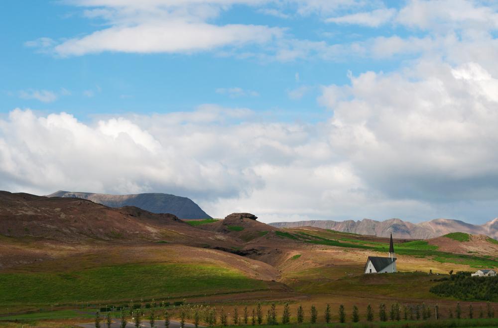 landscape of Iceland_447796207