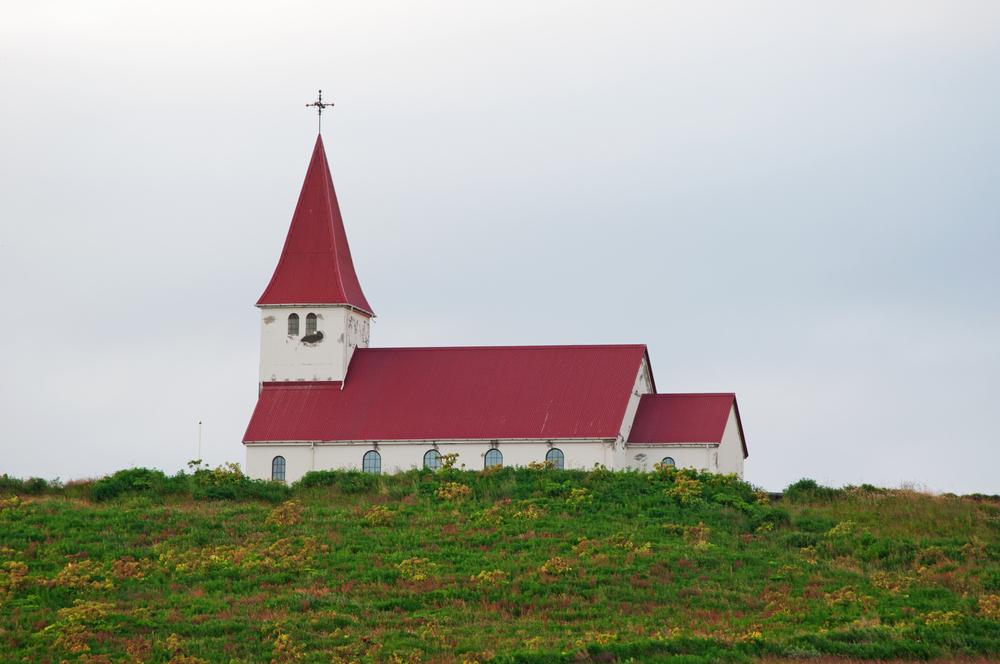 church of the village of Viki Myrdal _447670522