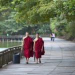 Kandawgyi Lake and Kandawgyi Nature Park in Yangon_255562120