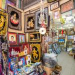 handmake goods in Famous shops at Bogyoke Market_377738350