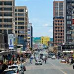 Modern view of Johannesburg_422631118