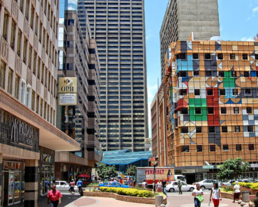 Johannesburg, the Ever Glowing Heart of South Africa