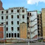 Derelict house. Johannesburg_419535559