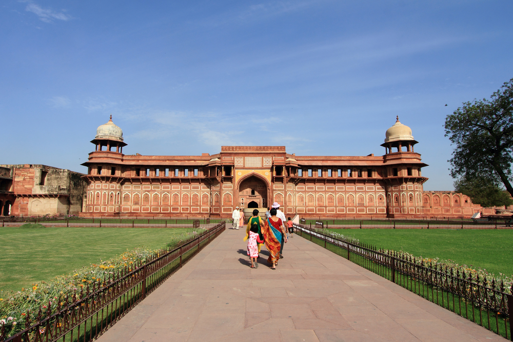 Agra Fort _454897225