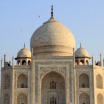 major part of the Taj Mahal_455196070