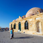 Mosque of the Janissaries or Giali Tzami Mosque in Chania_455166826