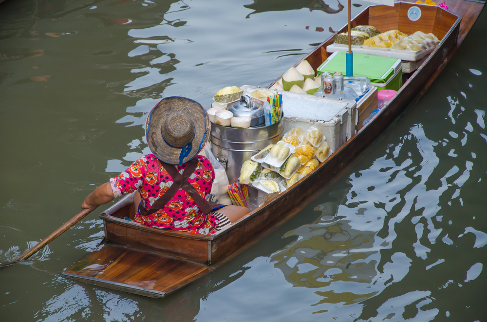 Damnoen Saduak Floating Market _370477385