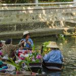 Damnoen Saduak Floating Market _385769920