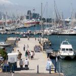 waterfront in Simon s Town _392342125