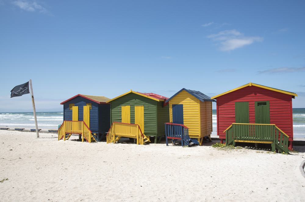 Muizenberg seaside resort _341535143