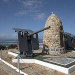 War Memorial on the seafront in Hermanus _433206706