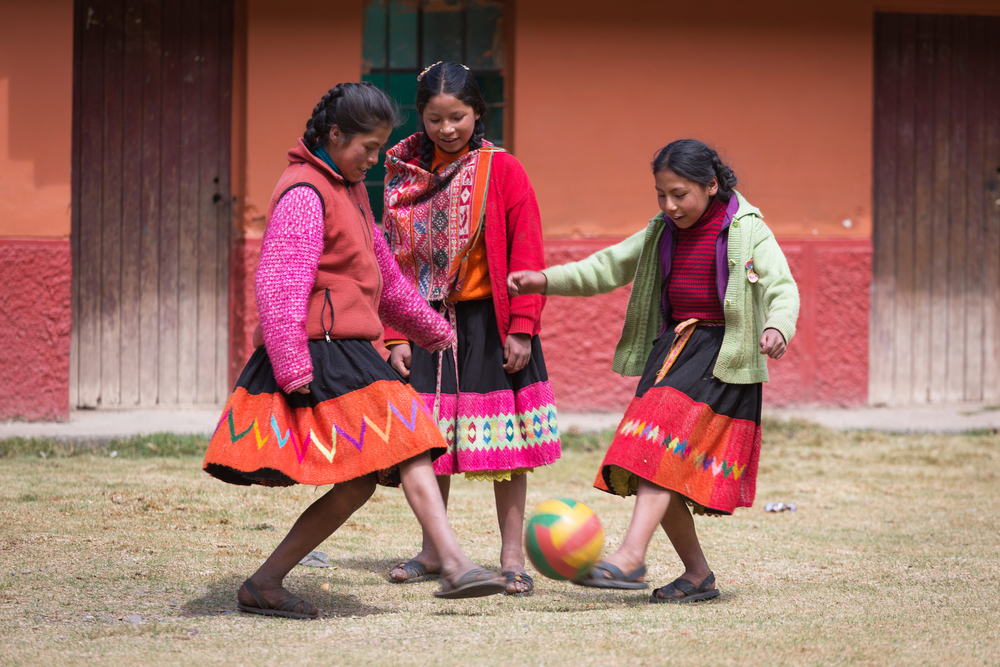 village Huilloc, Peru_221391670