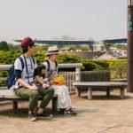 Tourists at Hitachi Seaside Park_473003692