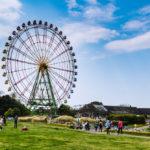 Tourists at Hitachi Seaside Park_472968511