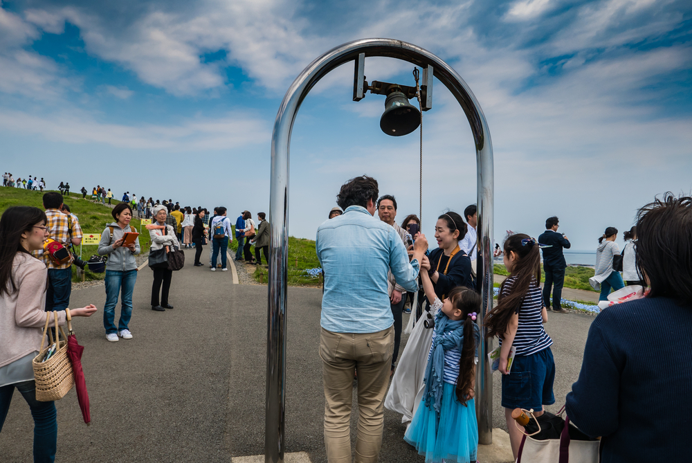 Tourists at Hitachi Seaside Park_472947751