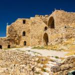 Medieval Crusaders Castle in Al Karak _479061127