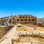 Medieval Crusaders Castle in Al Karak _479060959