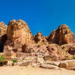 ancient ruins at Petra _464052074