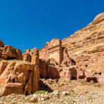 Aneisho Tomb at the ancient city of Petra_464052011