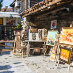 street-vending-on-the-streets-of-the-ancient-town-of-nessebar_335822159