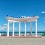 rotunda-alushta-resort-at-the-promenade-in-the-city-of-alushta_427913527