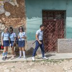 Cuban teenagers trinidad_559213687