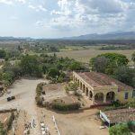 View of the Valle de los Ingenios valley from Manaca Iznaga tower_555341533