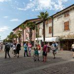 Piazza Catello in Sirmione, Lake Garda, Italy_485211271