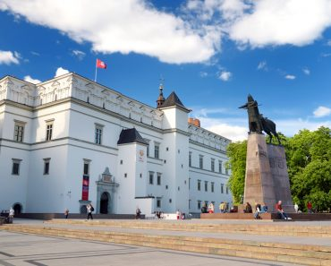 Vilnius, A Journey Through Medieval Times in Lithuania