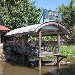 Wat Lampaya Floating Market Nestled along the Tha Jeen river in Nakhon Pathom_543391825