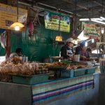 Wat Lampaya Floating Market Nestled along the Tha Jeen river in Nakhon Pathom _539167744