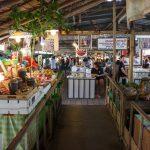 Wat Lampaya Floating Market Nestled along the Tha Jeen river in Nakhon Pathom _539167645