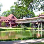 Sanam Chand palace,Nakhon pathom, Thailand_101667661