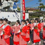 Fox Wedding Festival parade in Kudamatsu_554857501