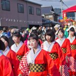Fox Wedding Festival parade in Kudamatsu_554857255