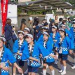 Fox Wedding Festival parade in Kudamatsu_554857261